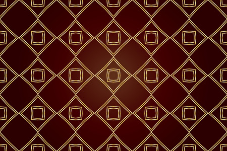 Vector luxury. Geometric background trend. Vector seamless pattern for interior design