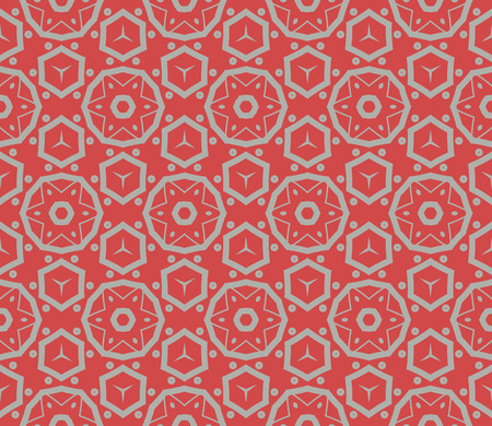 Stylish repeating geometric texture. Vector for banner, flyer, cover design. Vector seamless pattern Vettoriali