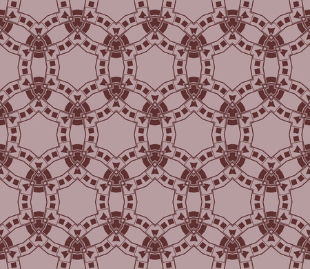 Stylish texture. Repeating abstract background with chaotic strokes. Trendy hipster print. Seamless pattern.