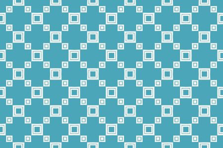 Blue color. Decorative wallpaper design in shape.Vector abstract background.