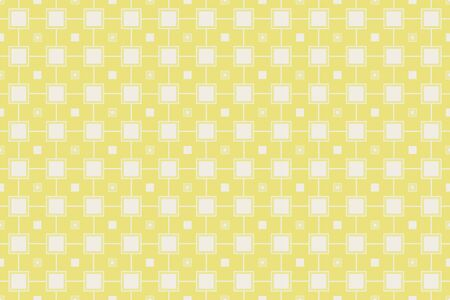 Yellow color.Abstract Pattern Texture for Background. Vector seamless pattern