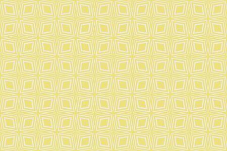 Color design geometric pattern. Seamless vector illustration yellow color. 일러스트