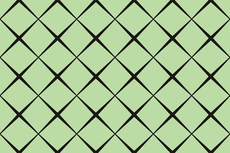 Green color. Abstract Pattern Texture for Background. Vector seamless pattern
