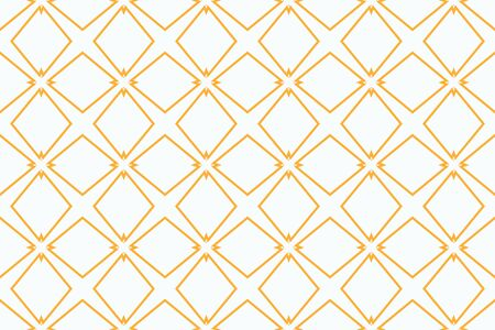 Orange color. abstract seamless geometric pattern. for wallpapers, web page background, surface textures, Image for advertising booklets, banners. Vector illustration