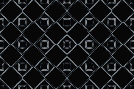 Vector abstract background.Decorative wallpaper design in shape.Design for decor, prints, textile, furniture, cloth, digital. Stylish geometric background 일러스트