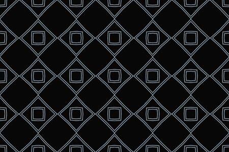 Vector abstract background.Decorative wallpaper design in shape.Design for decor, prints, textile, furniture, cloth, digital. Stylish geometric background Reklamní fotografie - 134030156