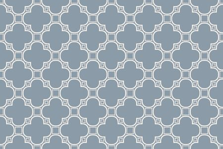 Blue color.Abstract Pattern Texture for Background. Vector seamless pattern