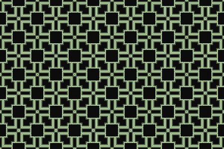 Abstract Pattern Texture or Background. Vector seamless pattern