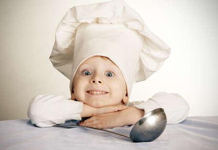 Prodigy: Mały Chłopiec w kolorze Cooka