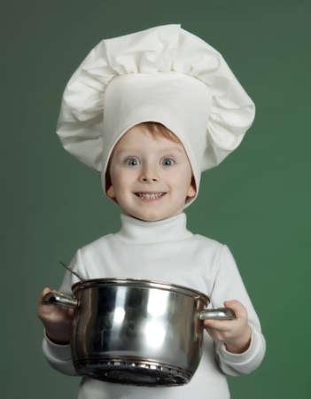 prodigy:  Il cuoco allegro