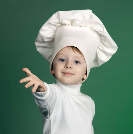 prodigy: The cheerful cook