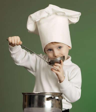 prodigio: Il cuoco allegro