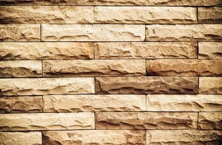 stone work: Stone wall Stock Photo