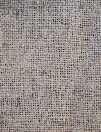 Background texture of  burlap material