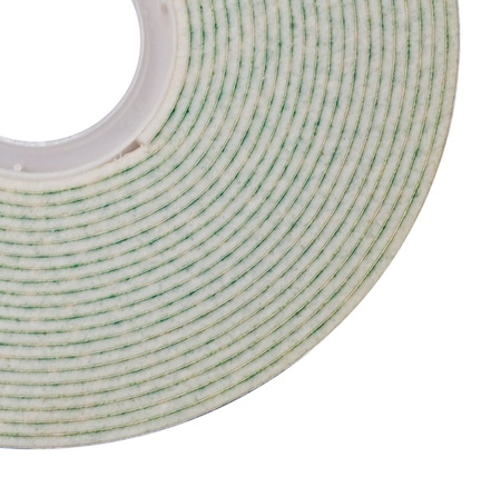 close-up of roll of masking tape  photo