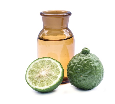 produce sections: Kaffir lime oil  to be a common ingredient in shampoo.