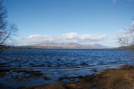 loch lomond: Loch Lomond Shore