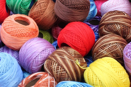 trinket: balls of wool