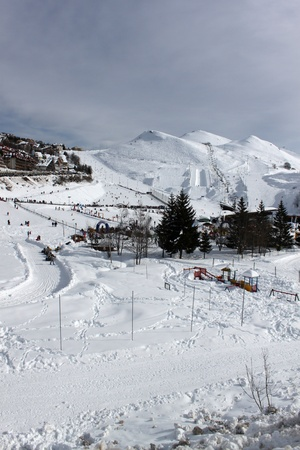 vacances de ski � Alpes photo
