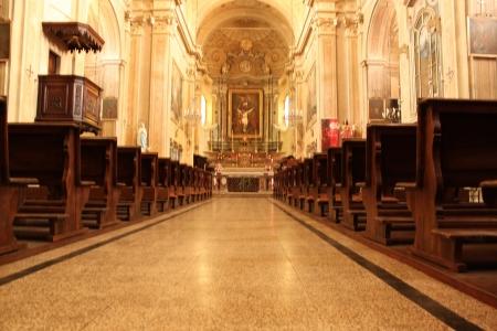furnishings: Internal Catholic church furnishings, Italy