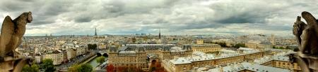 gargouille: Paris par Notredame �ditoriale