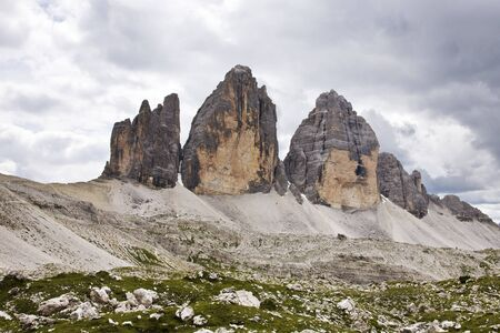 Tre Cime di Lavaredo 3 Stock Photo - 16487864
