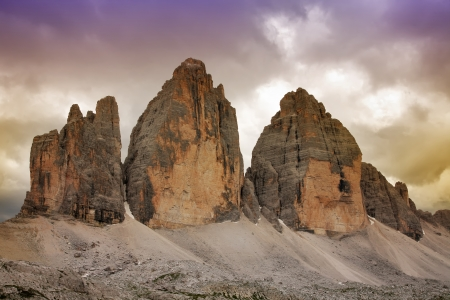 Tre Cime di Lavaredo Stock Photo - 16487860