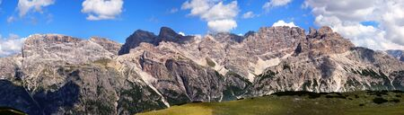 specie: Mount Specie, Tre Cime di Lavaredo  Stock Photo