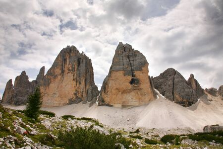 Tre Cime di Lavaredo 3 Stock Photo - 16490455