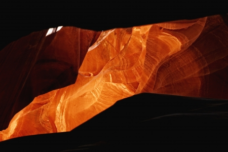 slot canyons: Colorful Patterns of Navajo Sandstone from Slot Canyons Page Arizona 4