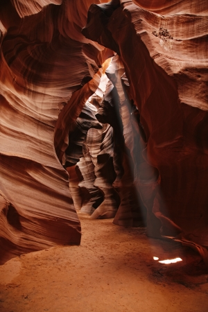 Colorful Patterns of Navajo Sandstone from Slot Canyons Page Arizona 2 Stock Photo - 16570302