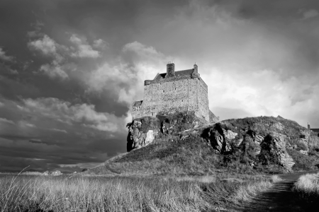 mull: Duart castle , Isle of Mull Scotland Editorial