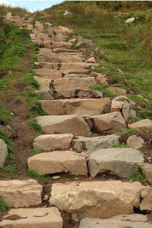 loch lomond: Walk on Conic Hill - Loch Lomond