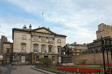 commercialism: Royal Bank of Scotland HQ Dundas House, Edinburgh
