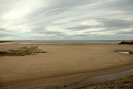 andrews: Beautiful Beach In St Andrews, Scotland