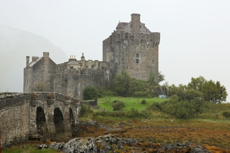 highlander: castillo en Escocia Editorial
