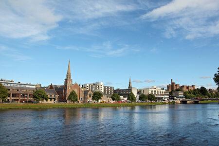 ness river: Scotland - Inverness