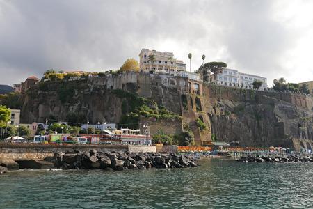 Sorrento coast view, Naples - Italy