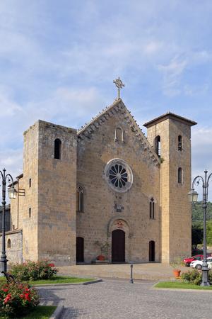 viterbo: Holy Savior Church - Bolsena, Viterbo - Italy