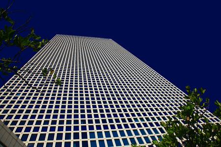 azrieli: Building in the Tel Aviv, Israel. Azrieli Center Mall. Editorial