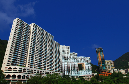 stanley: View of the Stanley, Hong Kong.