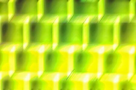 Abstracte achtergrond in groen neon Stockfoto