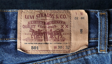 levis: Levis back patch