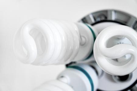 CFL Fluorescent Light Bulb powerful 85w 5500k in socket video light