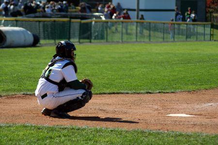 strong base: Play Ball