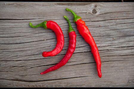 chiles picantes: Red Hot Pimientos