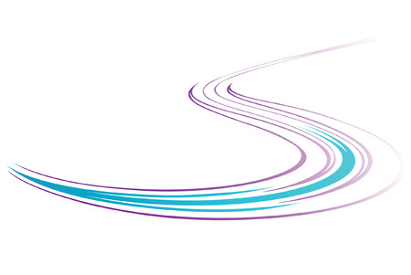 serpentine: Serpentine. Abstract background. Vector illustration. Illustration