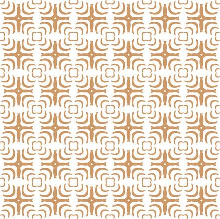 Seamless beige pattern  Vector
