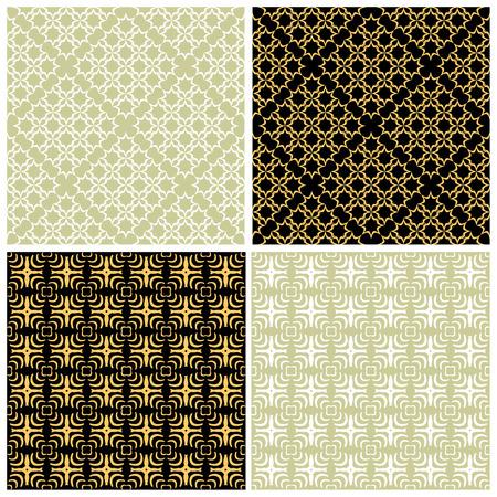 iteration: Seamless patterns