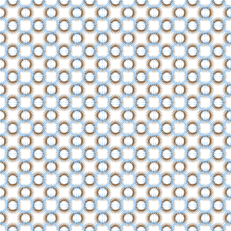 Seamless transparent pattern. Vector. Vector